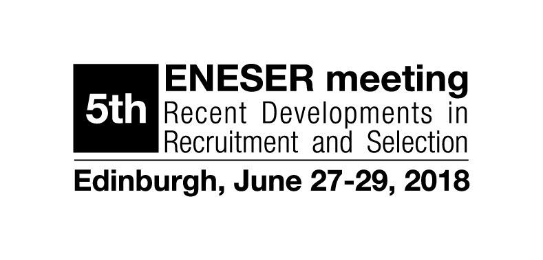 Logo 5th ENESER meeting