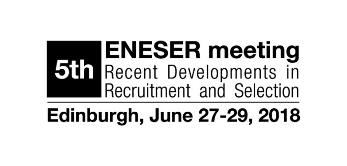 Logo 5th ENESER meeting